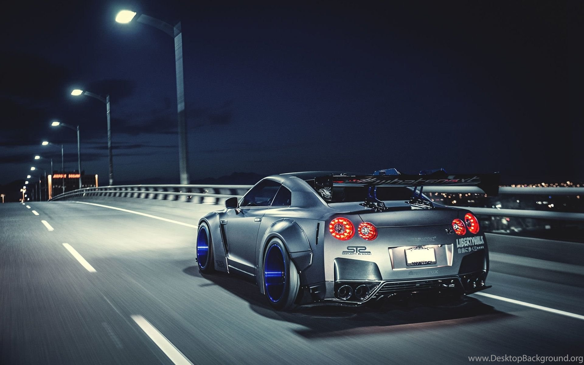 Nissan Skyline Gtr R34 Wallpapers Download Free Wallpapers Page