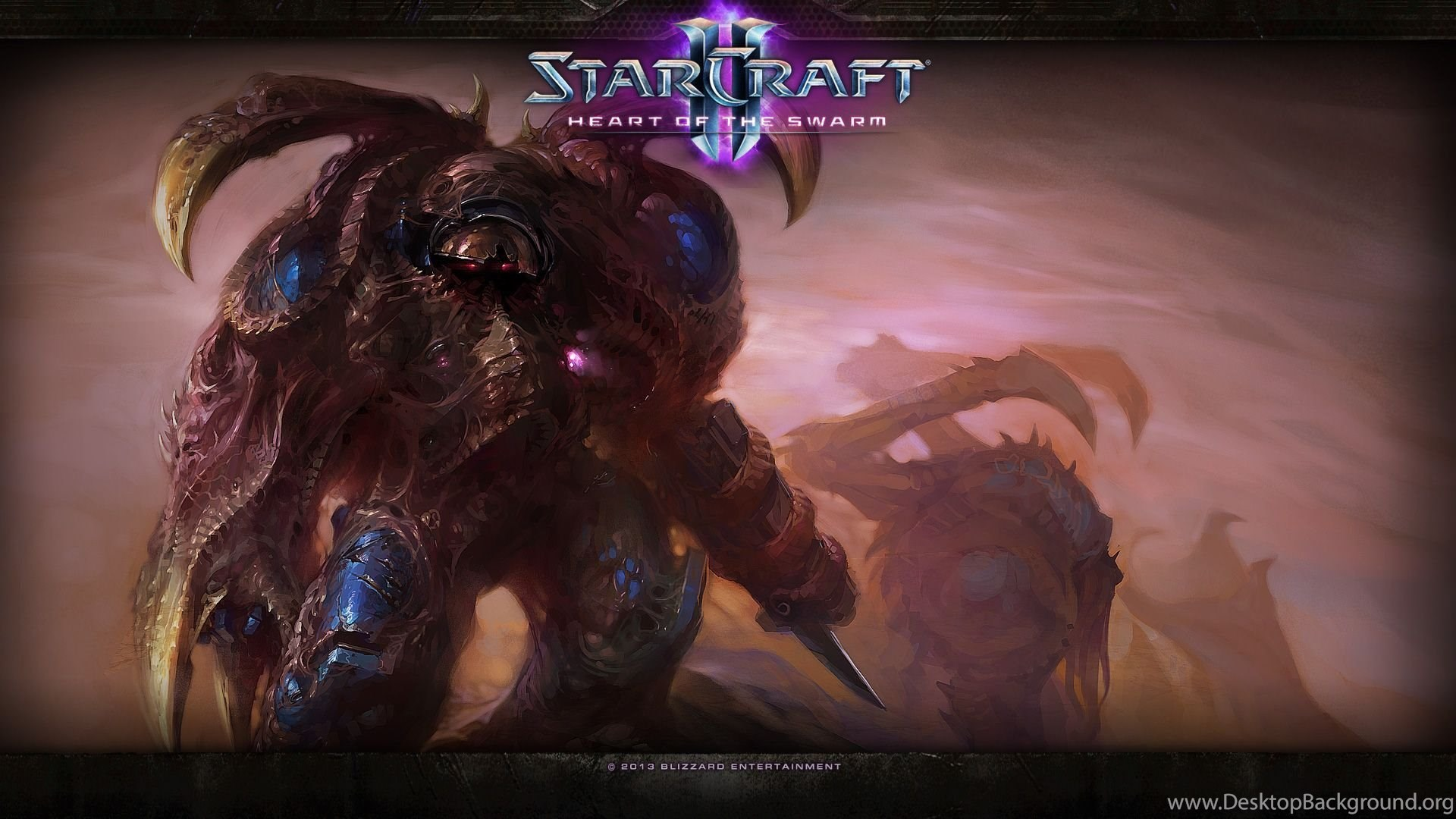 Starcraft 2 Wallpapers Desktop Background