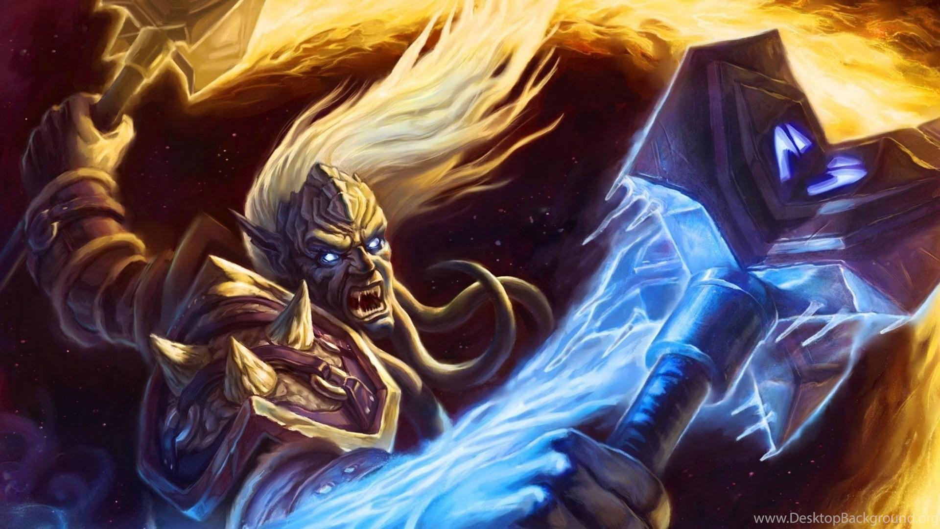 World Of Warcraft Wallpapers Paladin Wallpaper Desktop Background