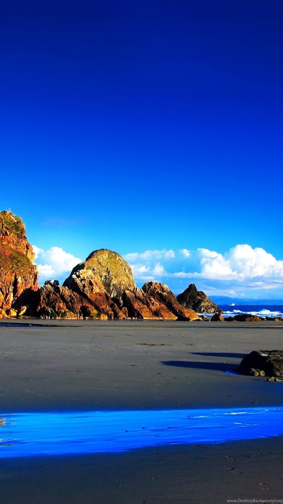 10 best cool android hd wallpapers 1080 x 1920_rocks_beach_stones