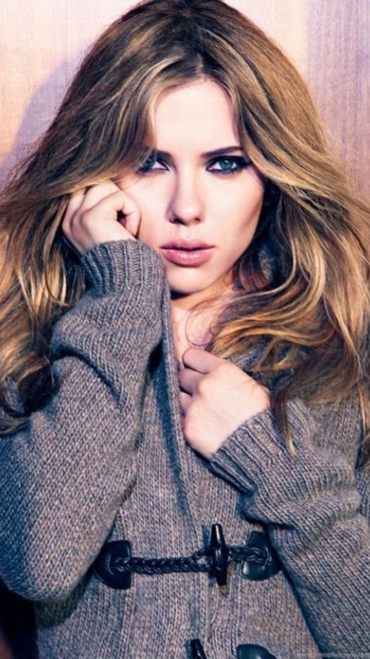 IPhone 6 Scarlett Johansson Wallpapers HD Desktop Backgrounds