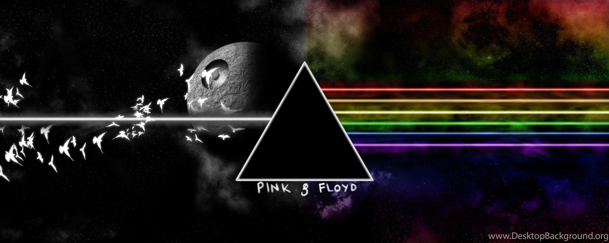 Pink Floyd Rainbows Dark Side Of The Moon Fresh New Hd
