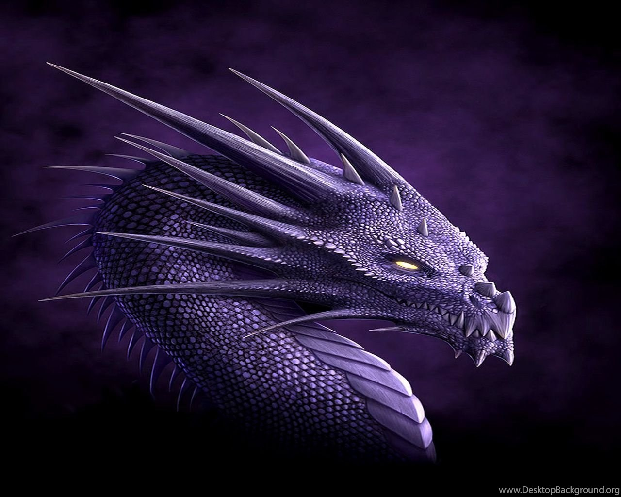 Wallpapers Red Dragon Chinese Blue