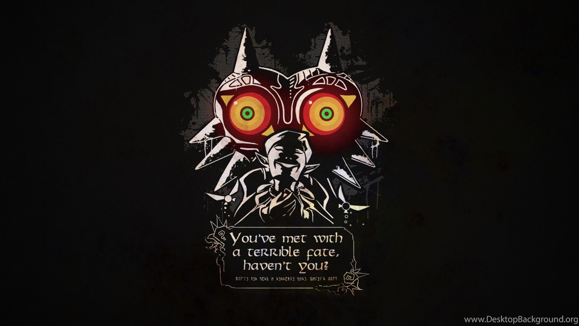 Majora S Mask Wallpapers Hd Invitation Templates Desktop Background