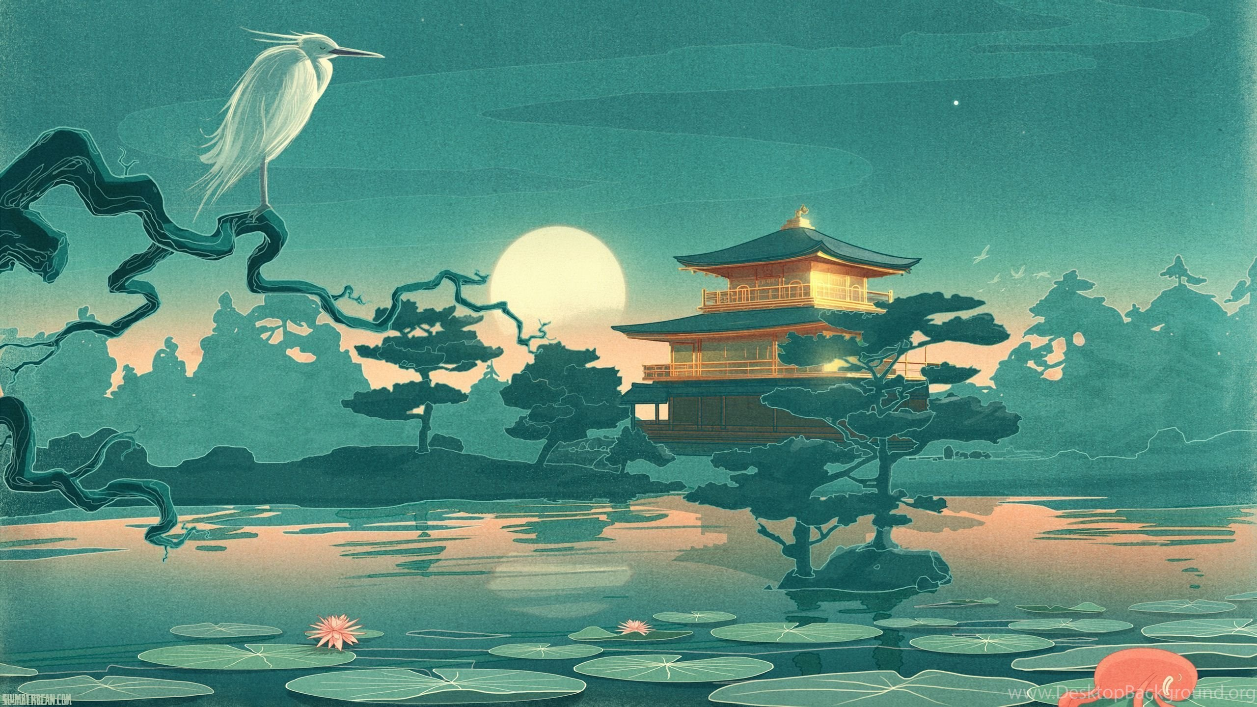 32 Japanese Hd Wallpapers Desktop Background