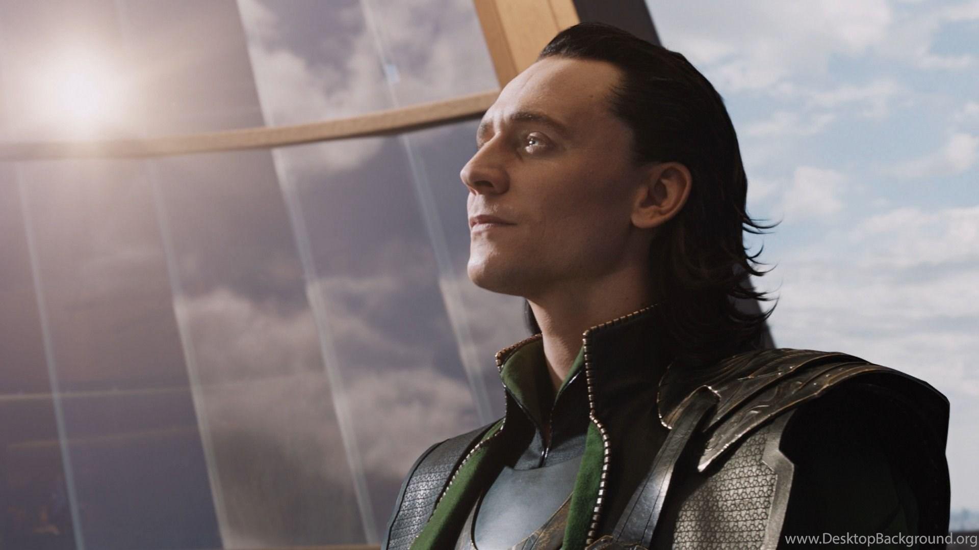 Tom Hiddleston Desktop Background
