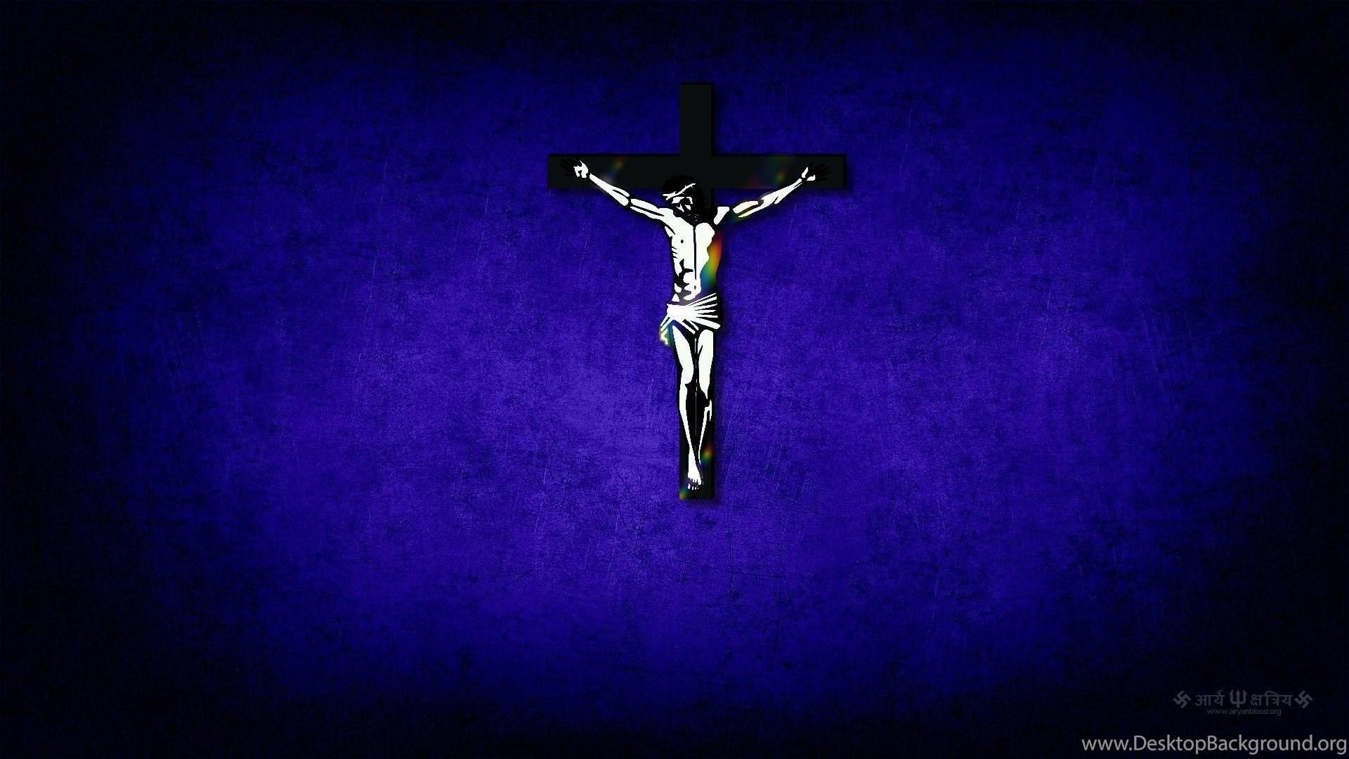 Jesus cross wallpapers desktop background popular voltagebd Image collections