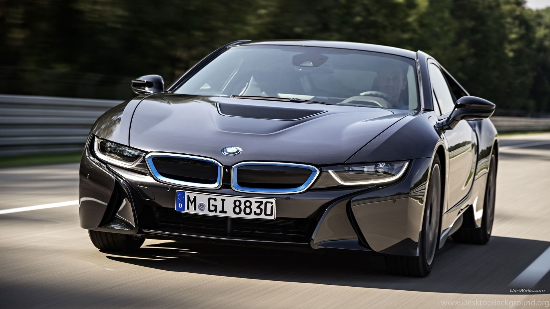 18 2015 Bmw I8 Hd Wallpapers Desktop Background