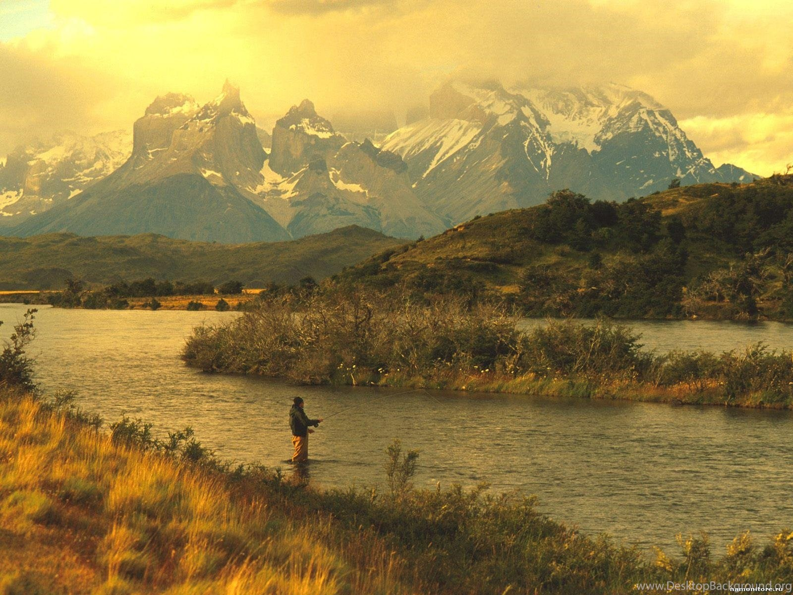 Fly Fishing Wallpapers For Iphone Desktop Background