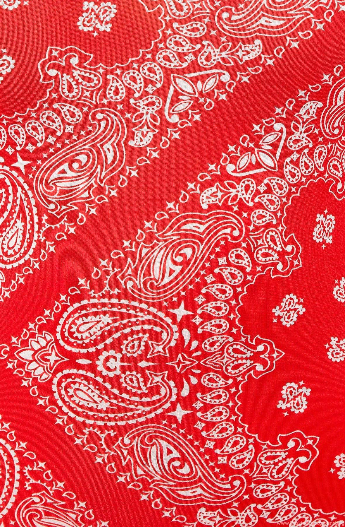 Top Bandana Print Clip Art Images For Pinterest