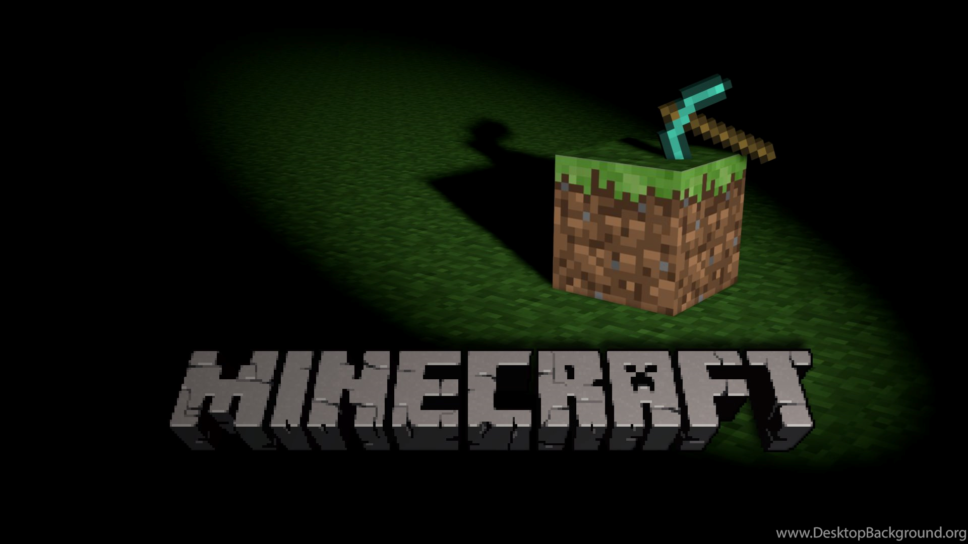 Minecraft Wallpapers HD IPad Desktop Background