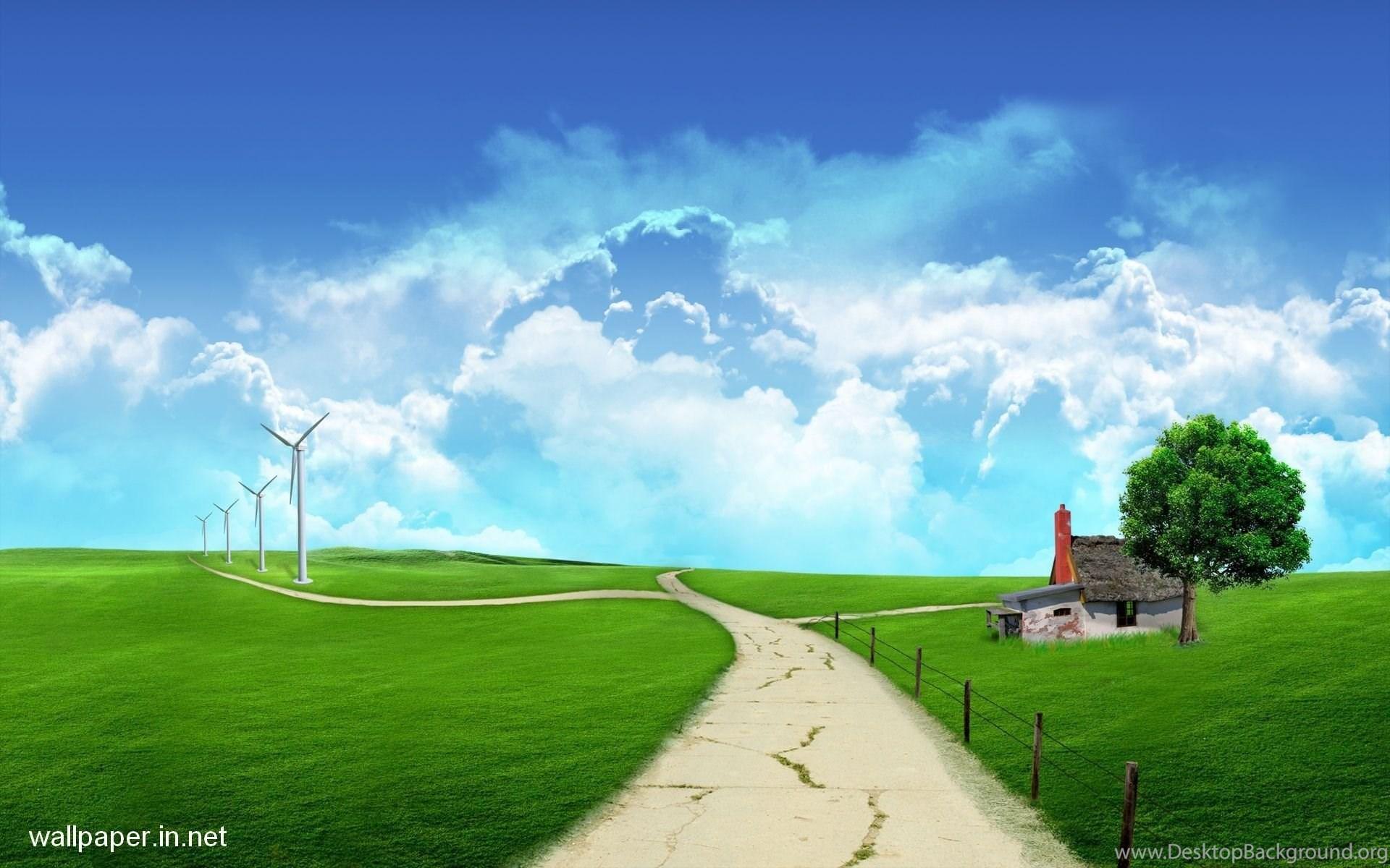 Nature Full Hd Wallpapers 1080p Landscapes Desktop Background