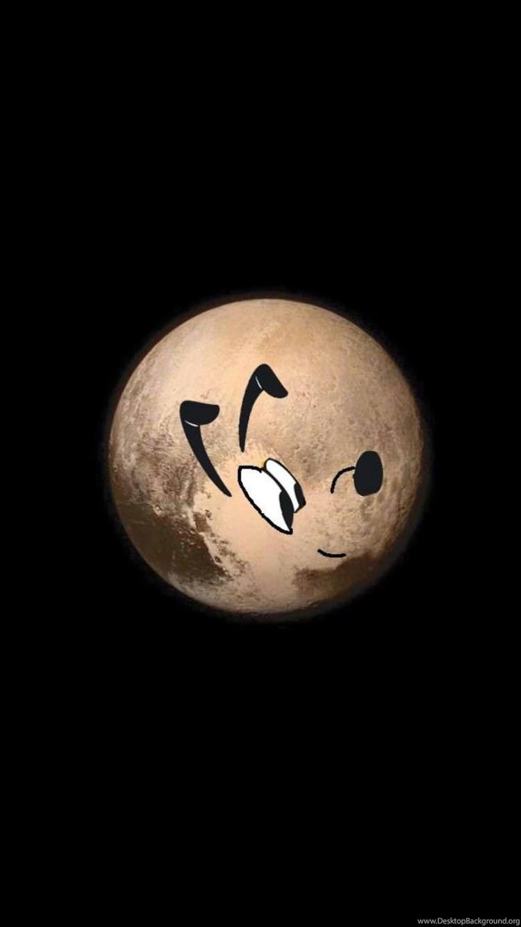 Pluto Iphone 6 Wallpapers Album On Imgur Desktop Background