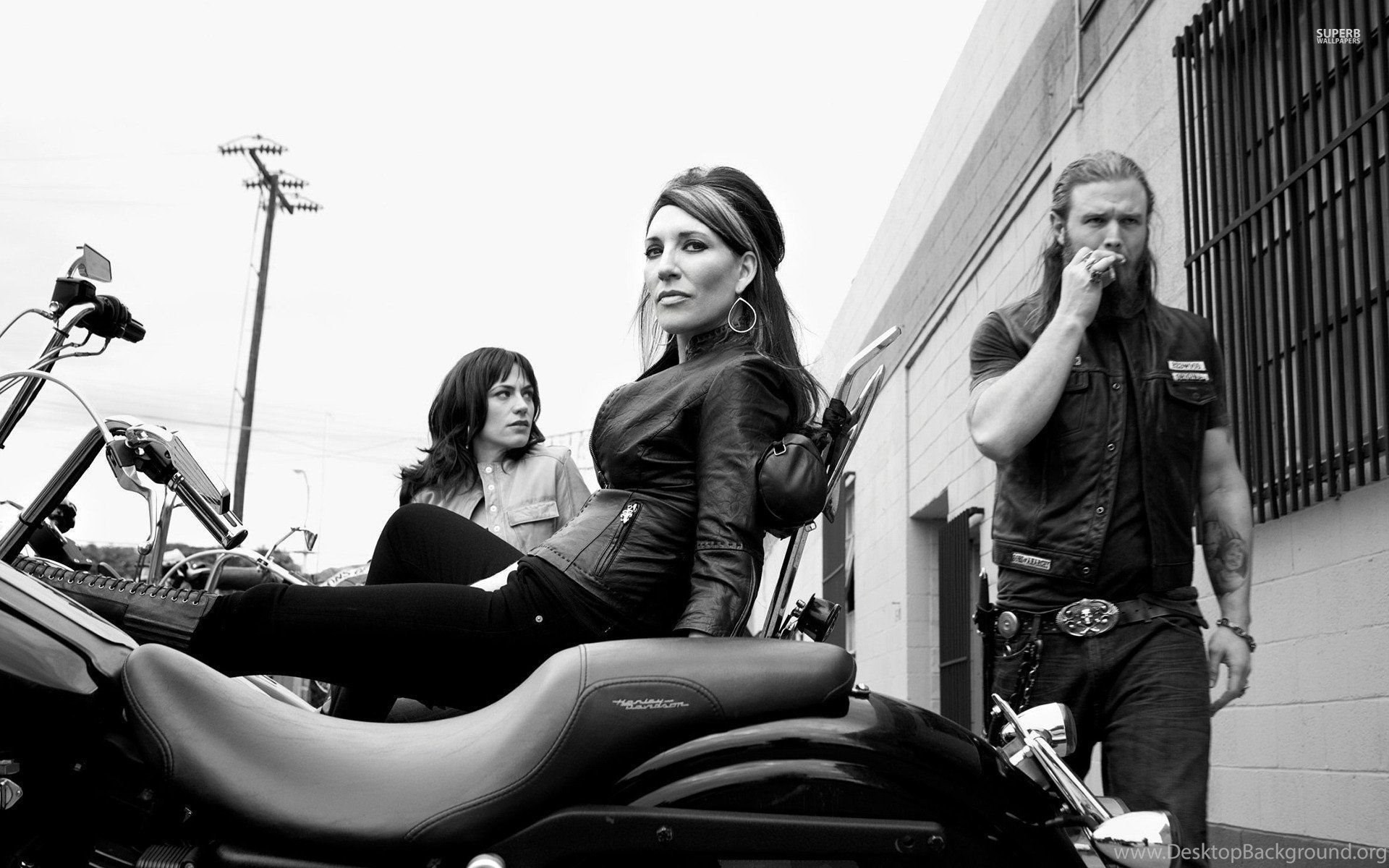 Gemma And Jax Sons Of Anarchy Wallpapers Walldevil Best Free