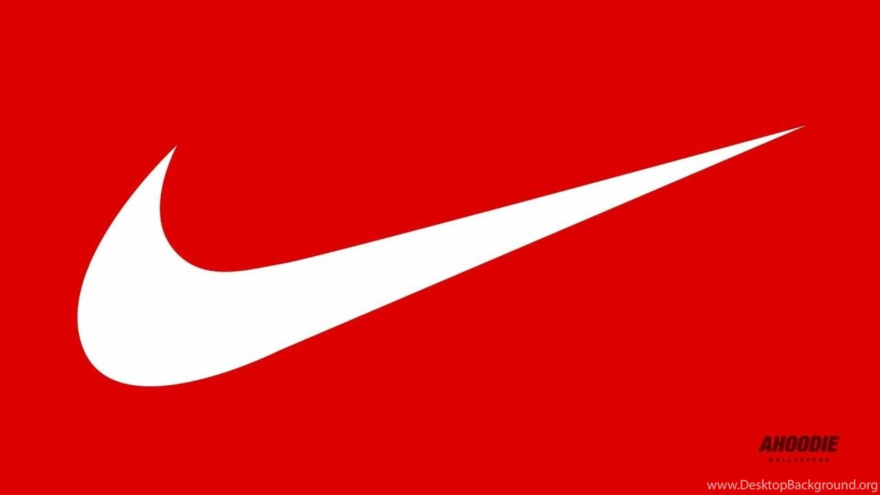 nike logo red wallpapers hd desktop background