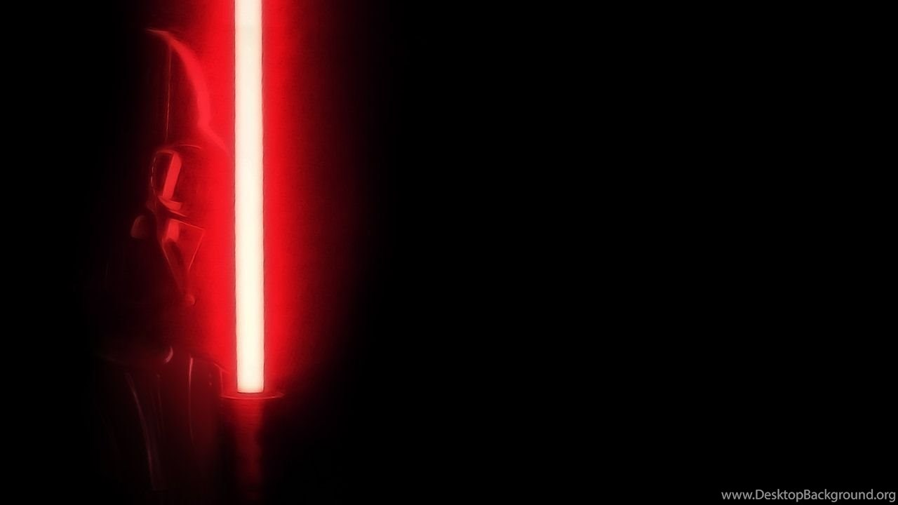 star wars darth vader w red lightsaber wallpapers by