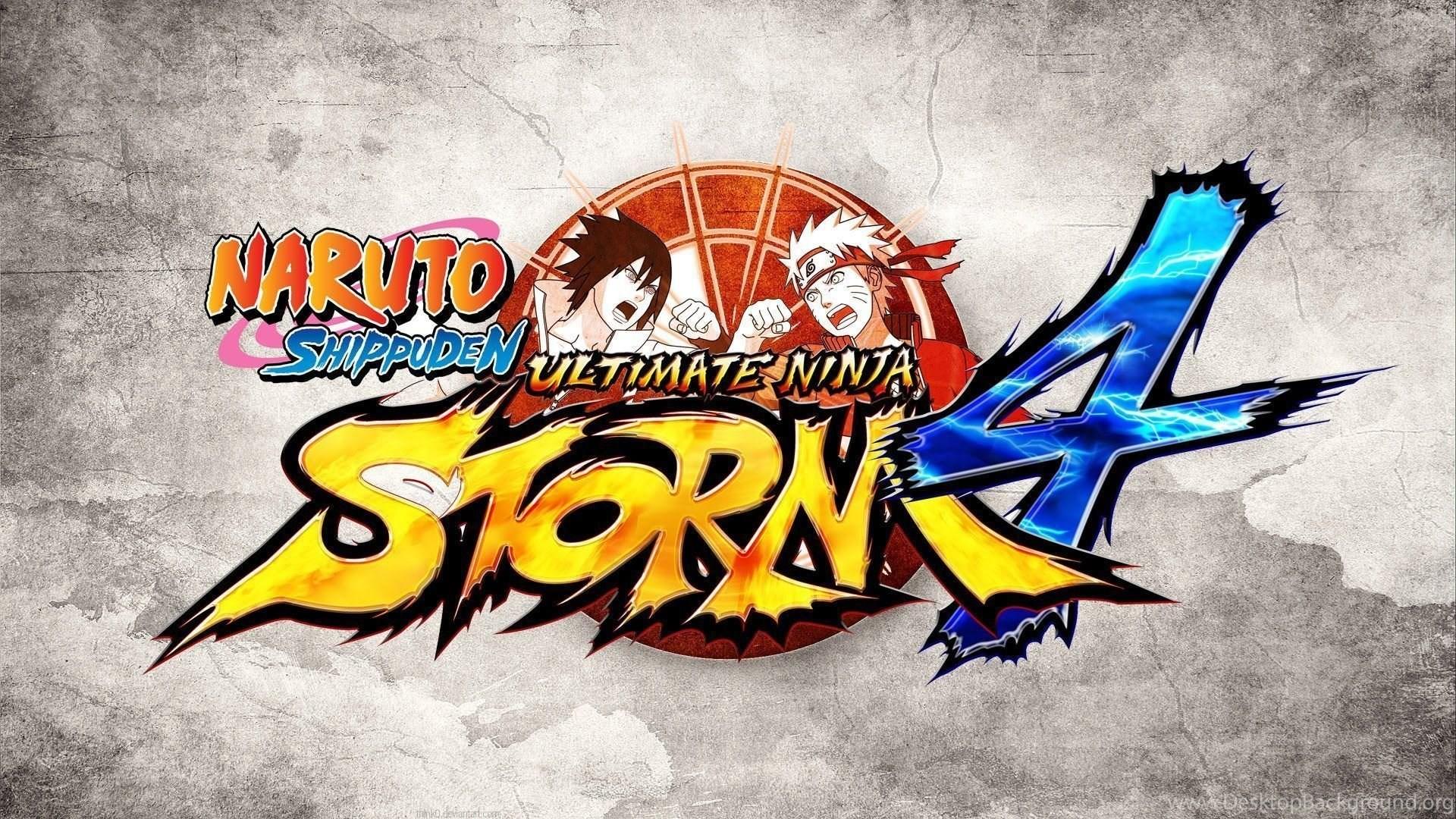 Naruto Shippuden Ultimate Ninja Storm 4 Hd Ga 7597 Desktop