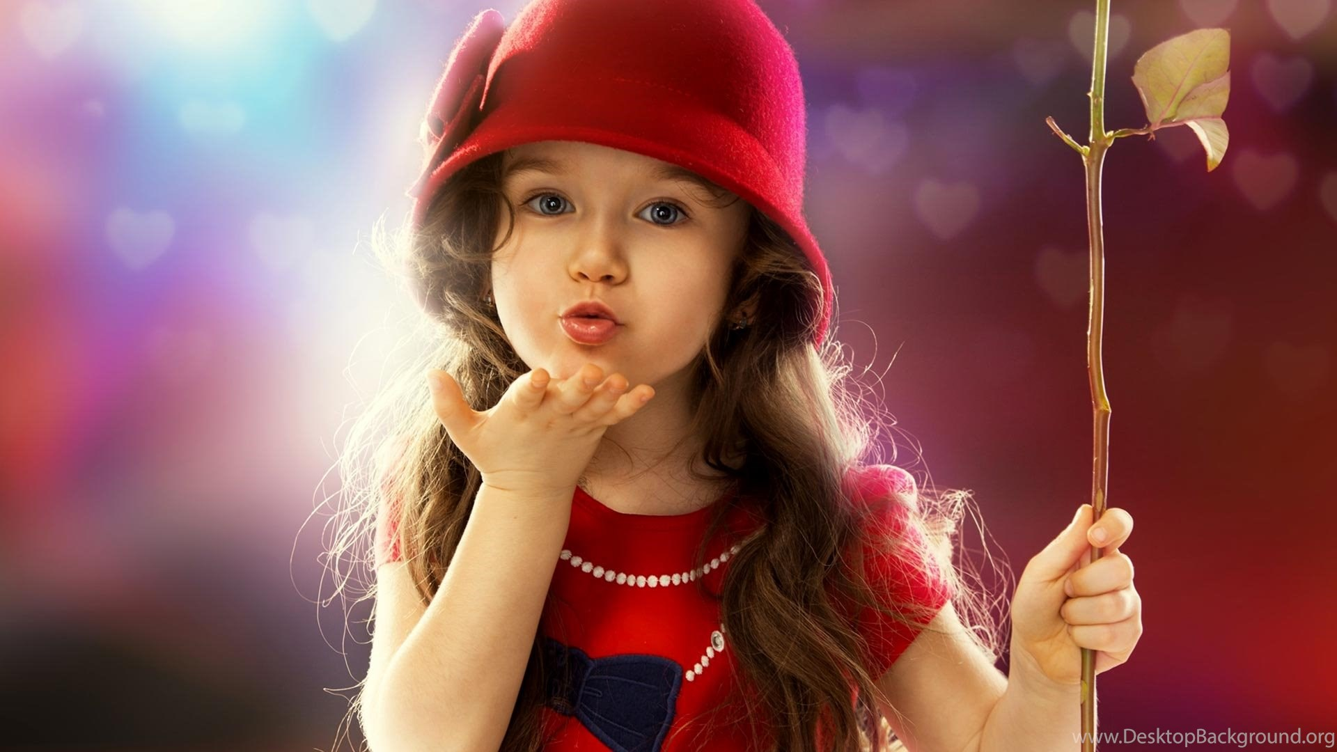 sweet baby girl wallpapers hd for desktop hdwallpicx com desktop