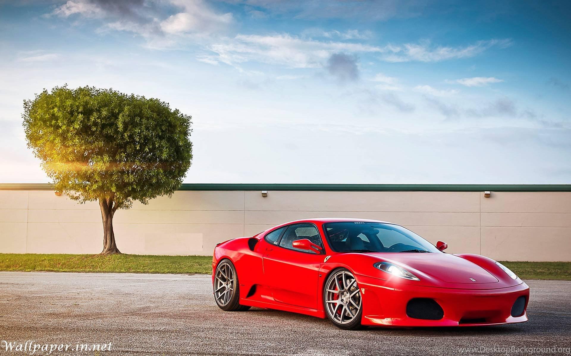 Ferrari Car Wallpapers Hd Desktop Background