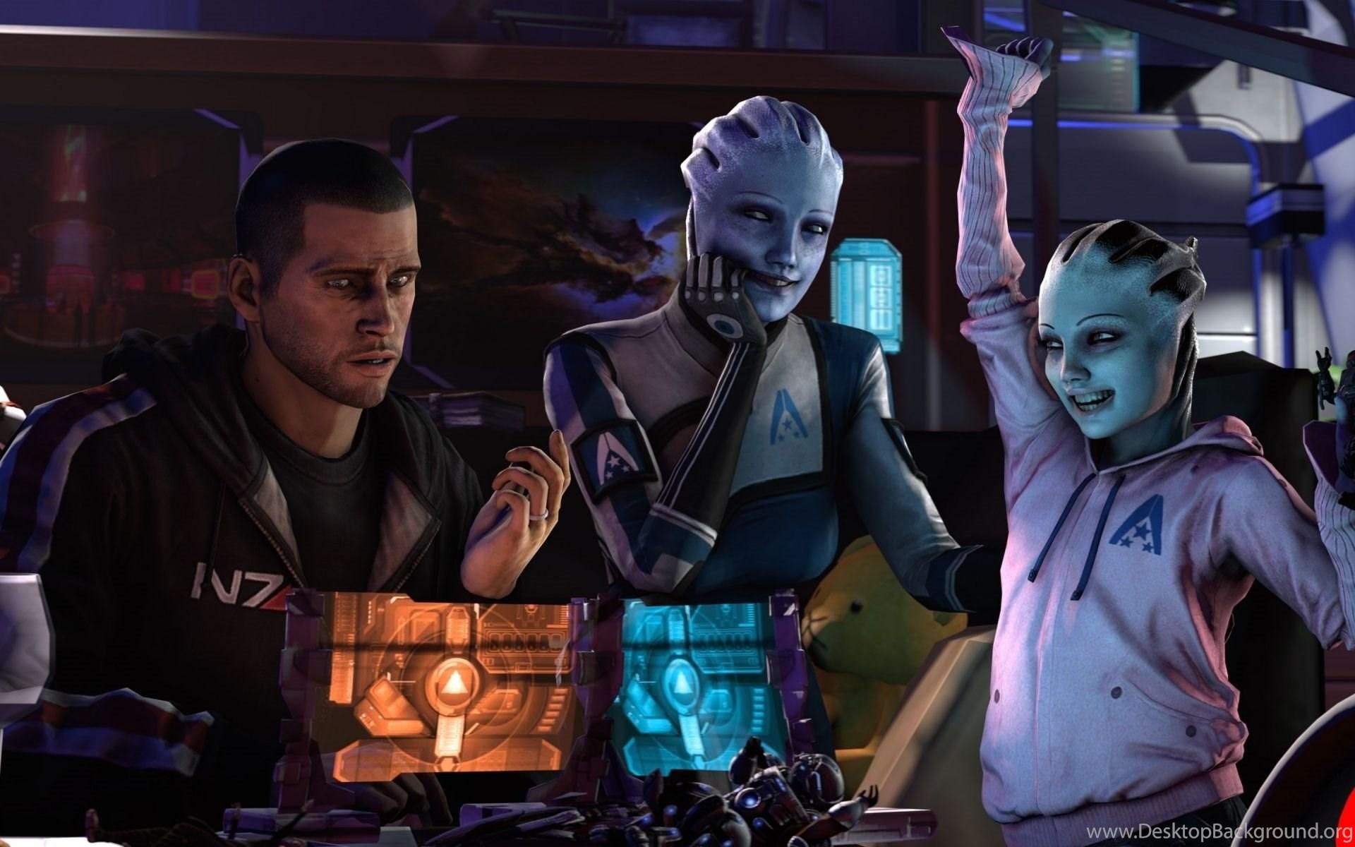 Wallpapers Hd Liara Mass Effect Hd Wallpapers Expert Desktop