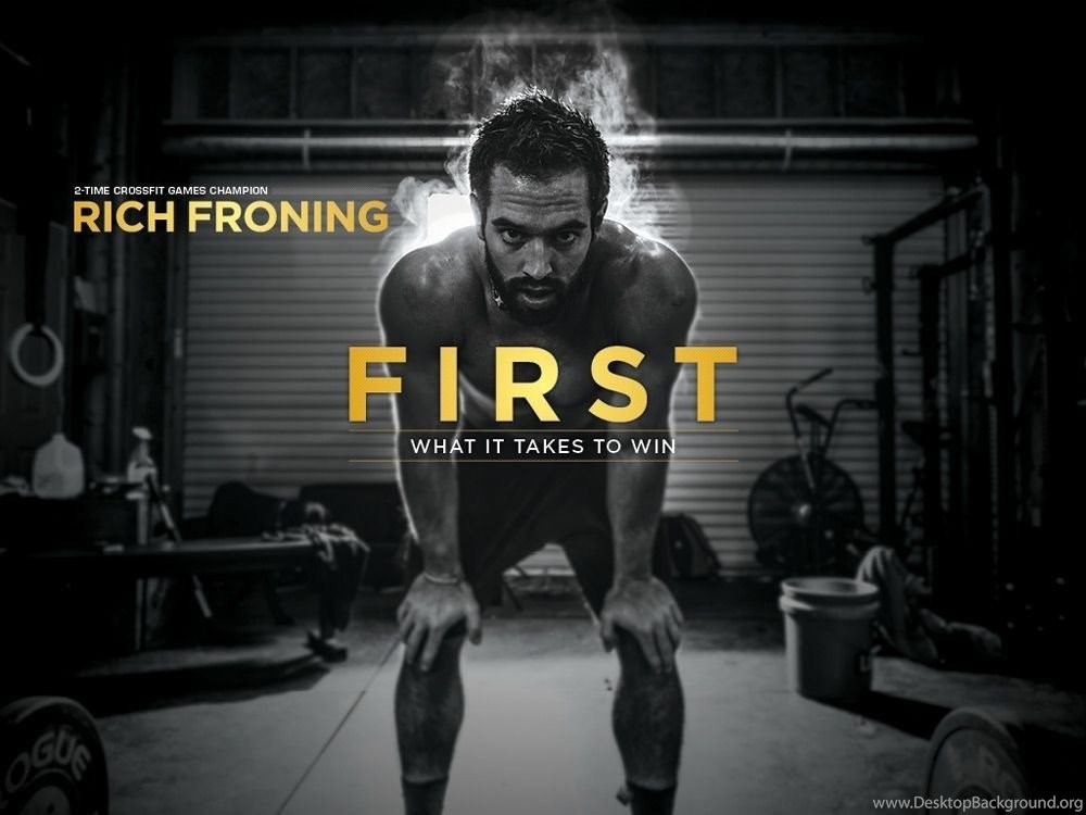 Rich Froning Wallpapers Hd Desktop Background
