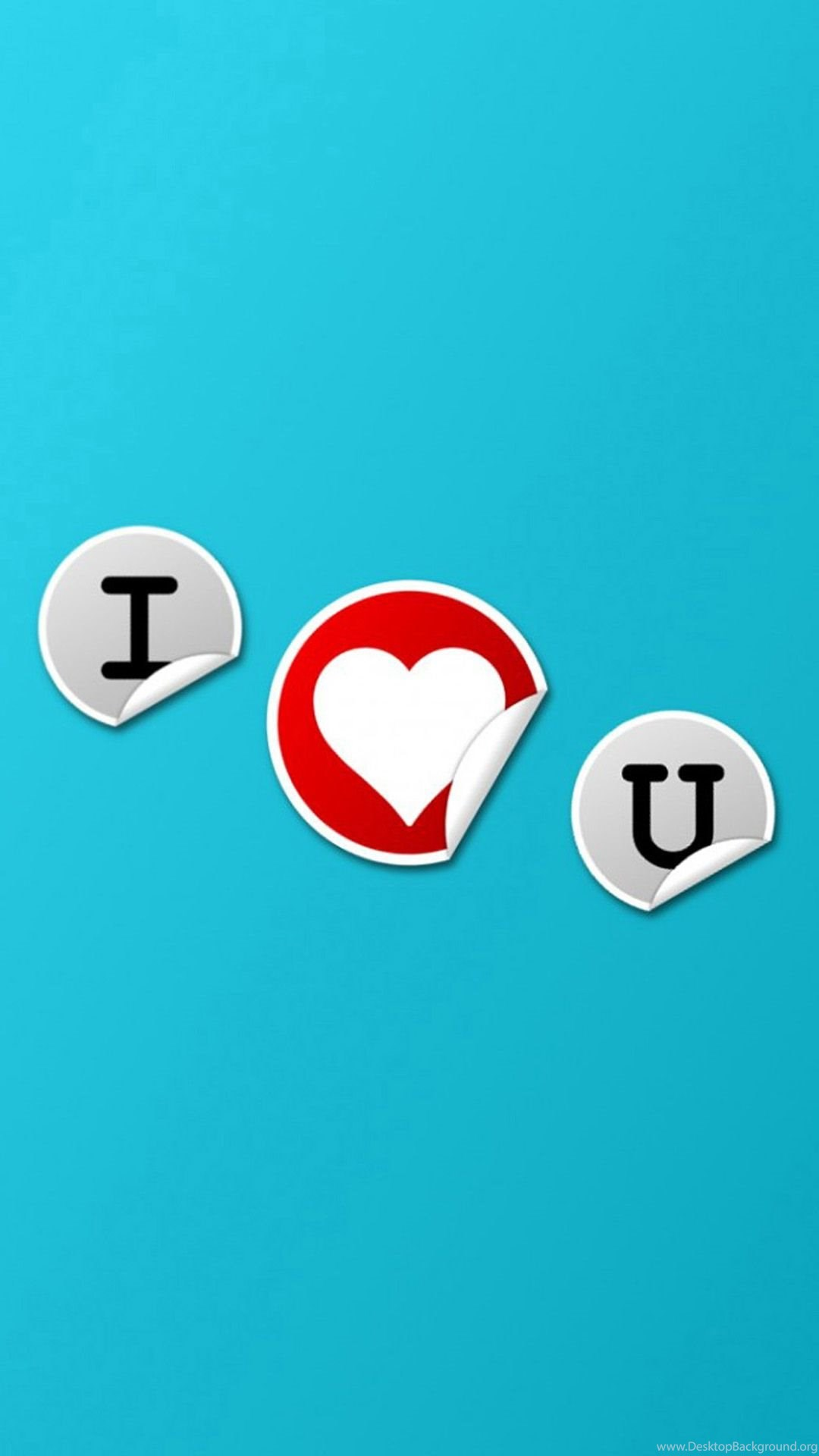 Iphone love wallpapers 1080x1920 i love ...