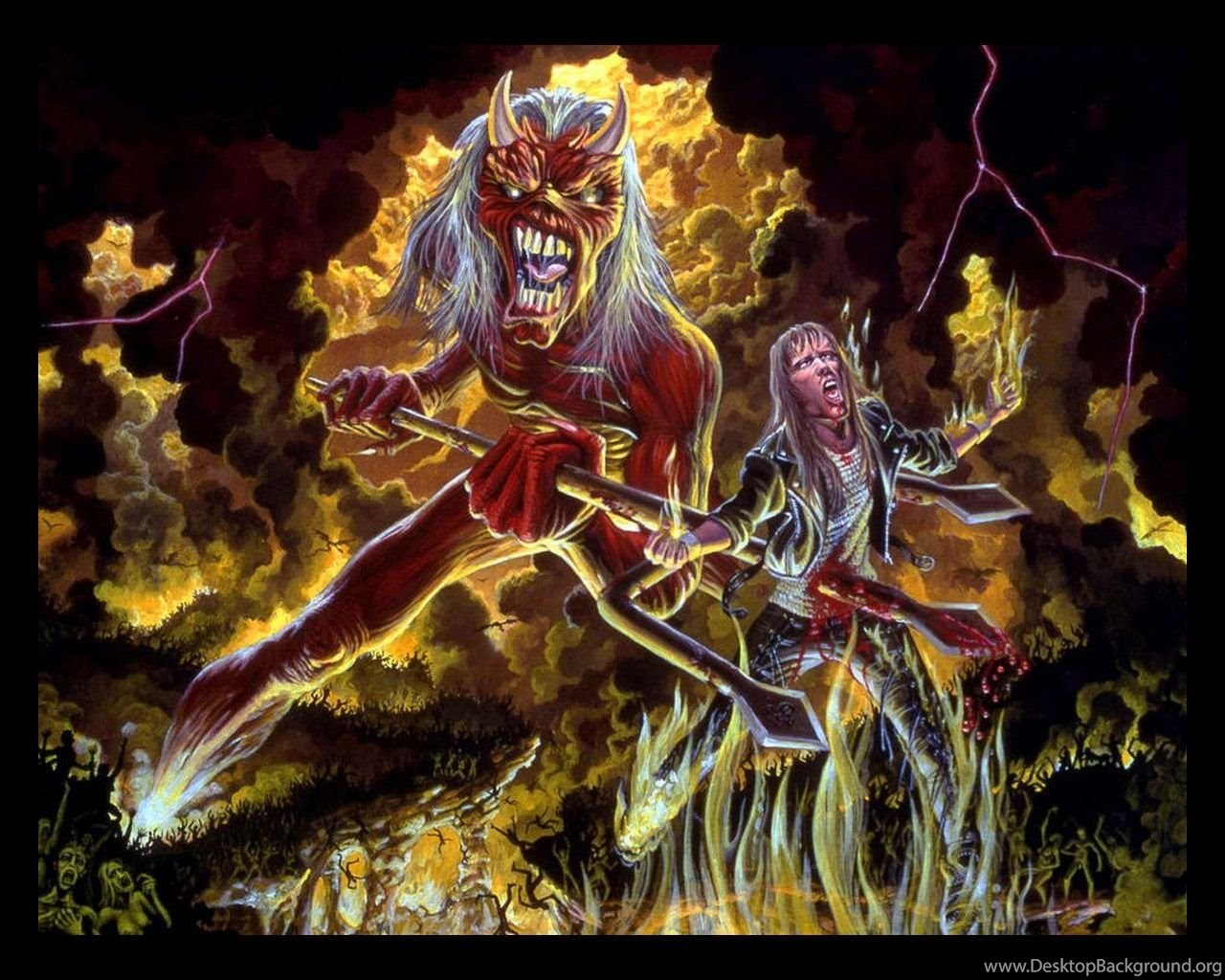 285 iron maiden hd wallpapers desktop background