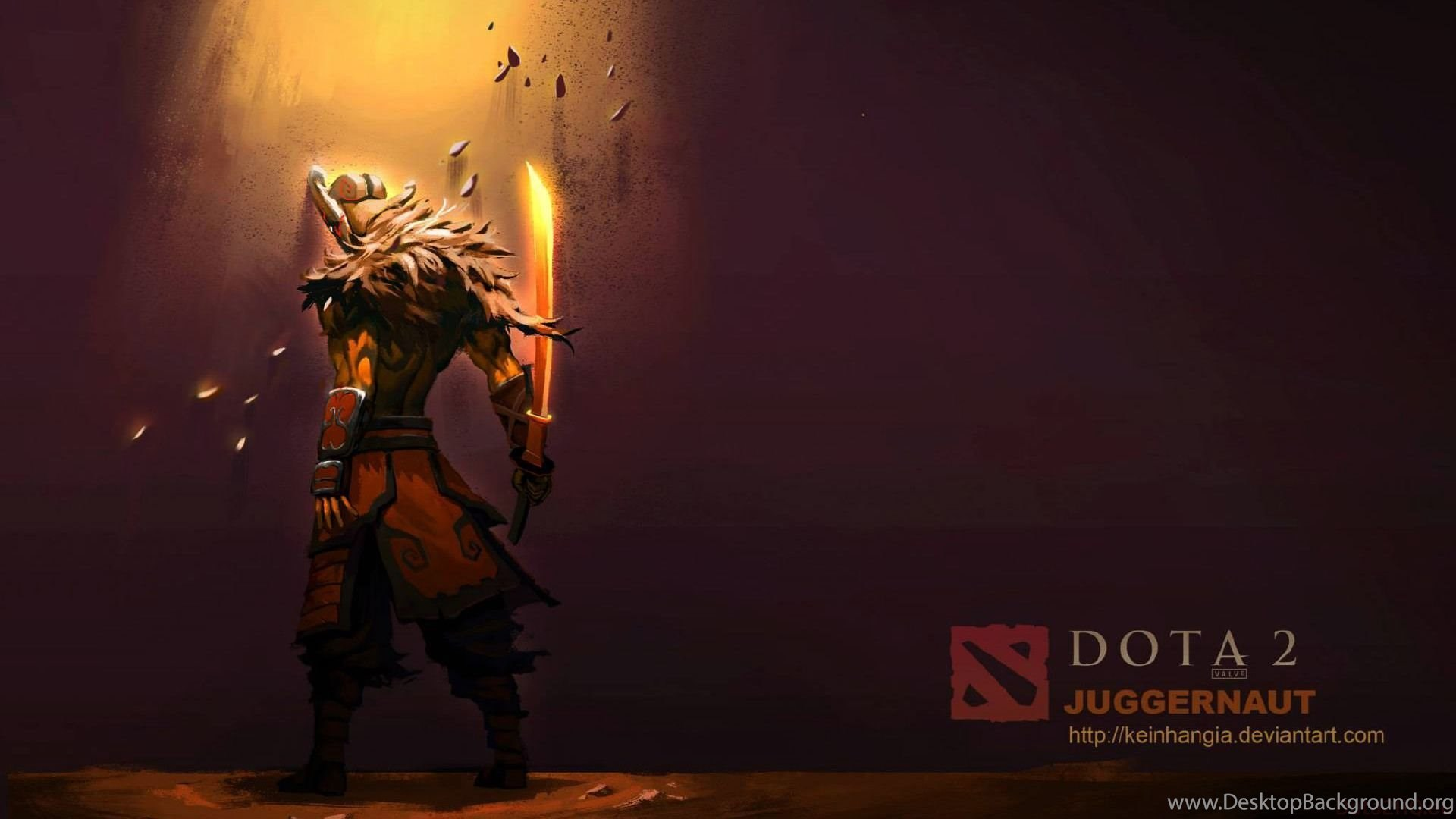 Dota Heroes Juggernaut 2015 Defense Of The Ancients Games Desktop