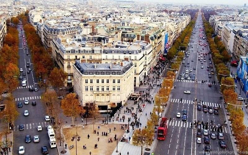 Paris France Buildings Cities Free Desktop Backgrounds And Wallpapers Desktop Background
