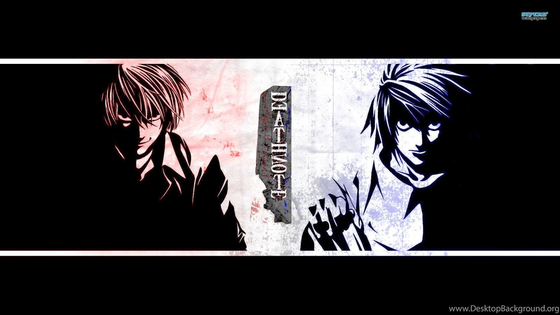 L Death Note Wallpapers Anime Wallpapers Desktop Background