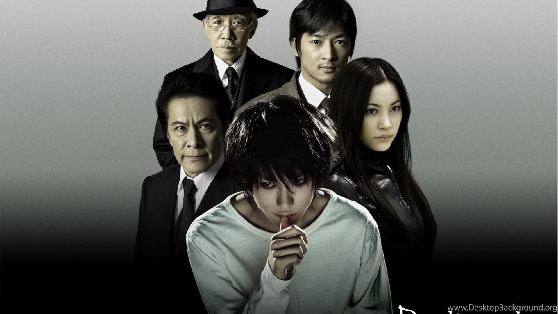 Death Note Movies Movie Film Cinema Hd Wallpapers Desktop Background