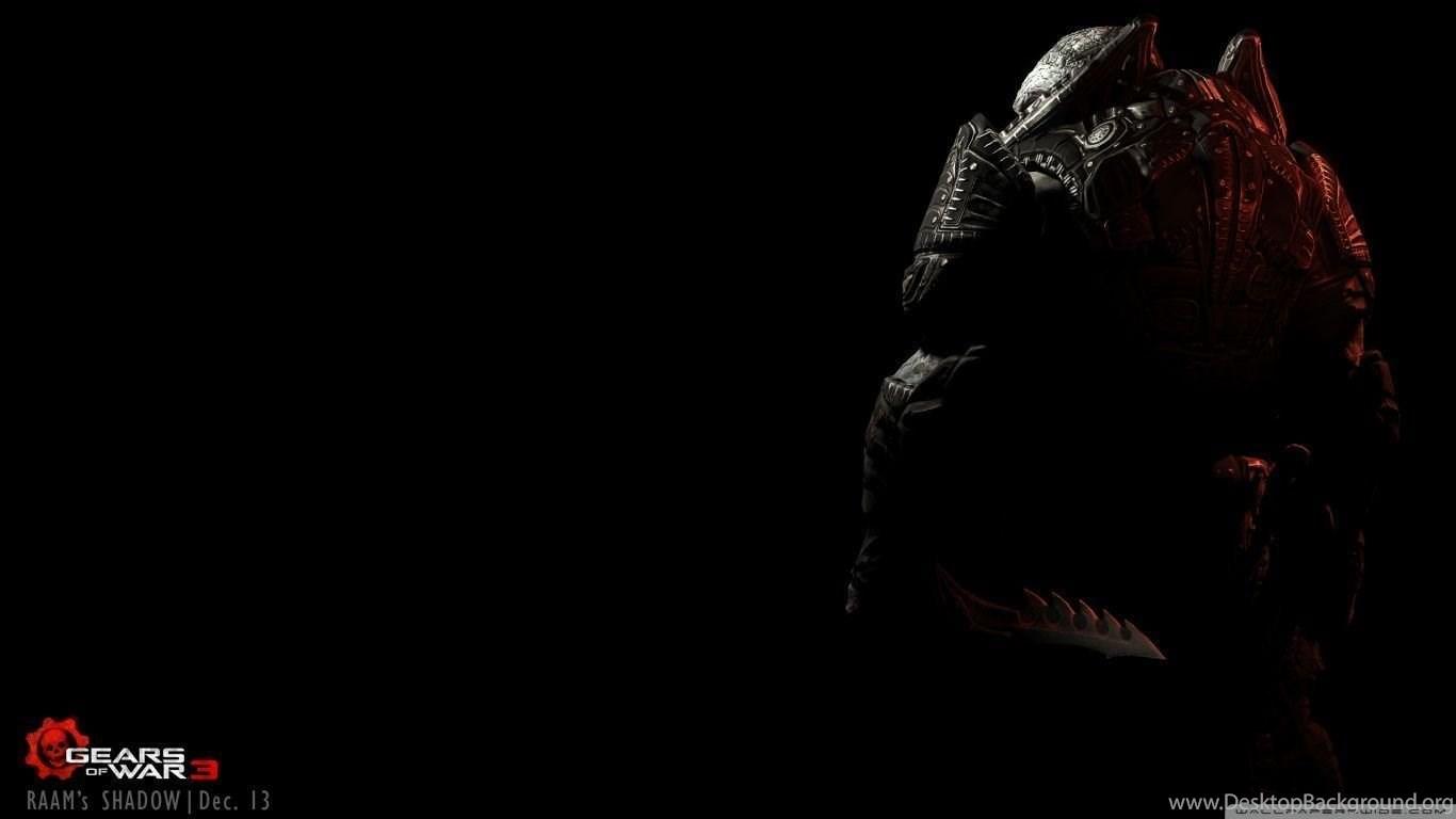 Gears Of War 3 Raam S Shadow Hd Desktop Wallpapers High