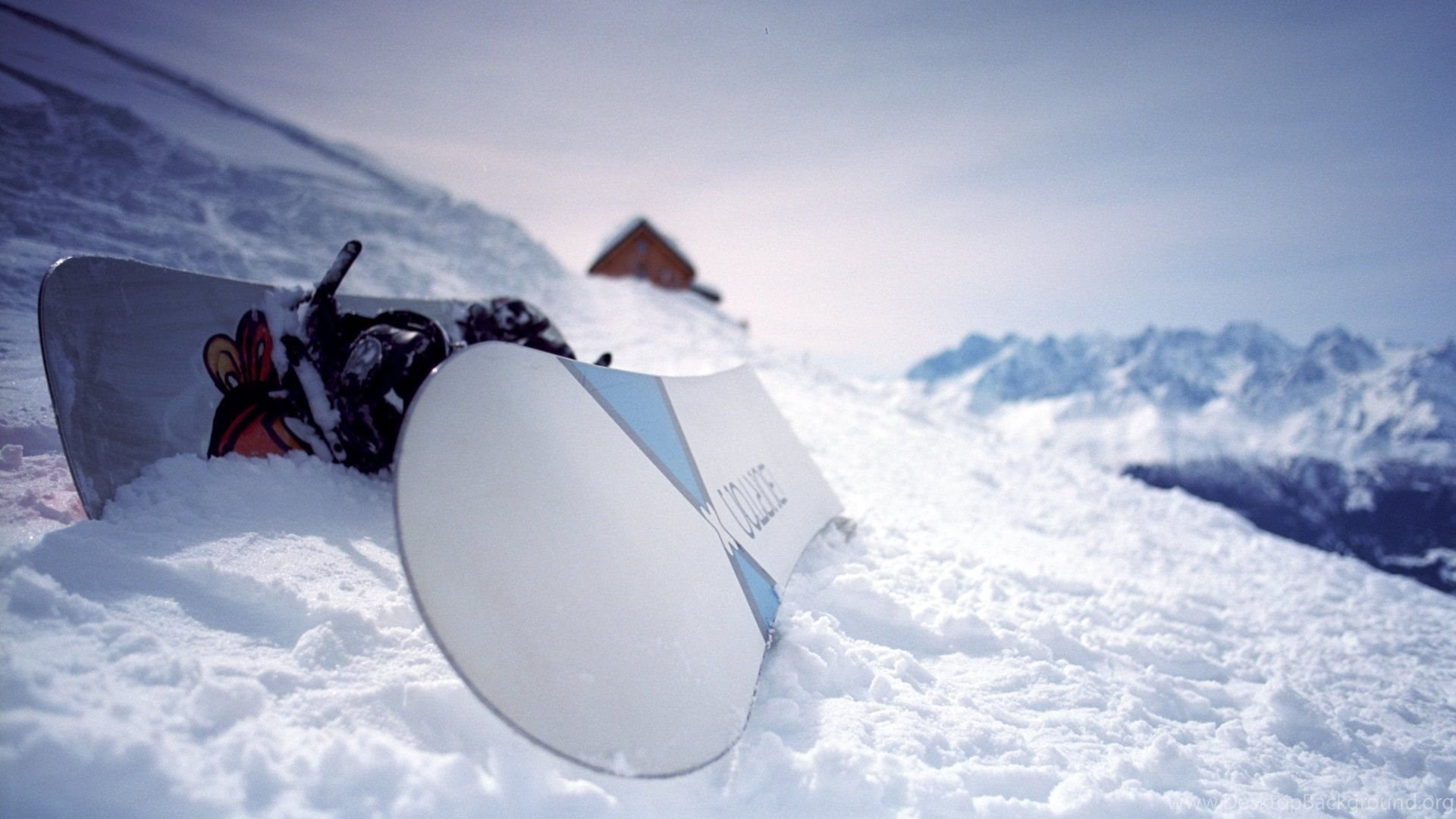 Ready For Snowboarding Wallpapers Hd Wallpapers Desktop Background