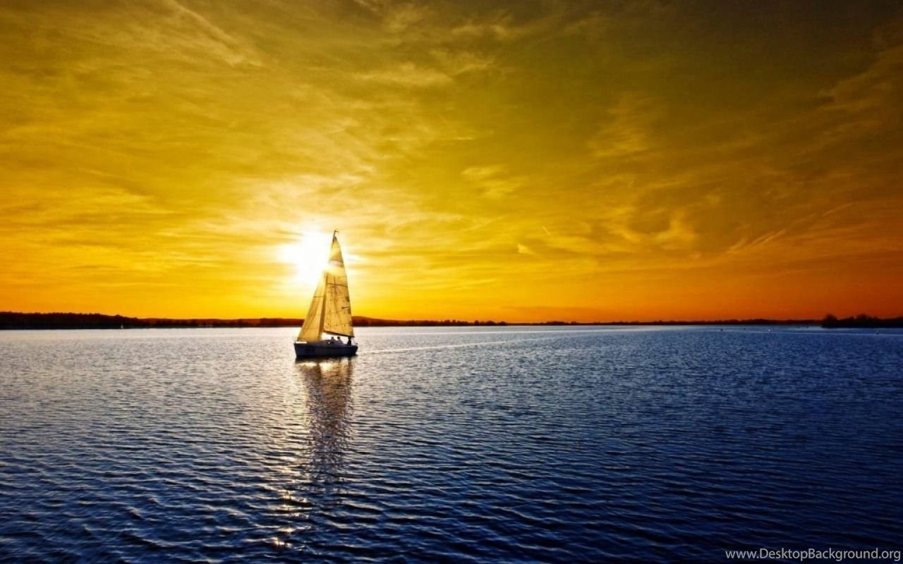 Calm Seas Computer Wallpapers Desktop Backgrounds Background
