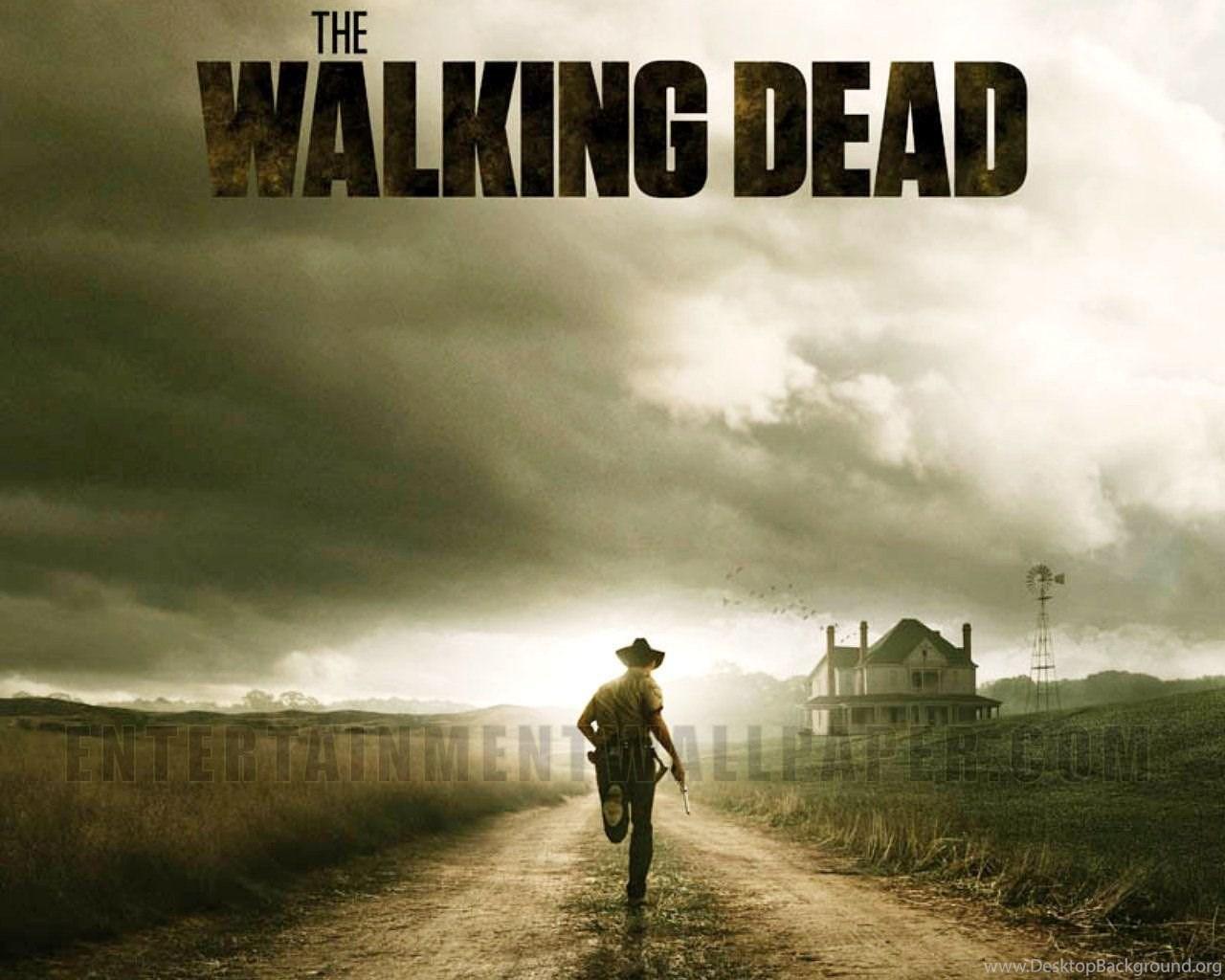The Walking Dead Wallpapers Desktop Background