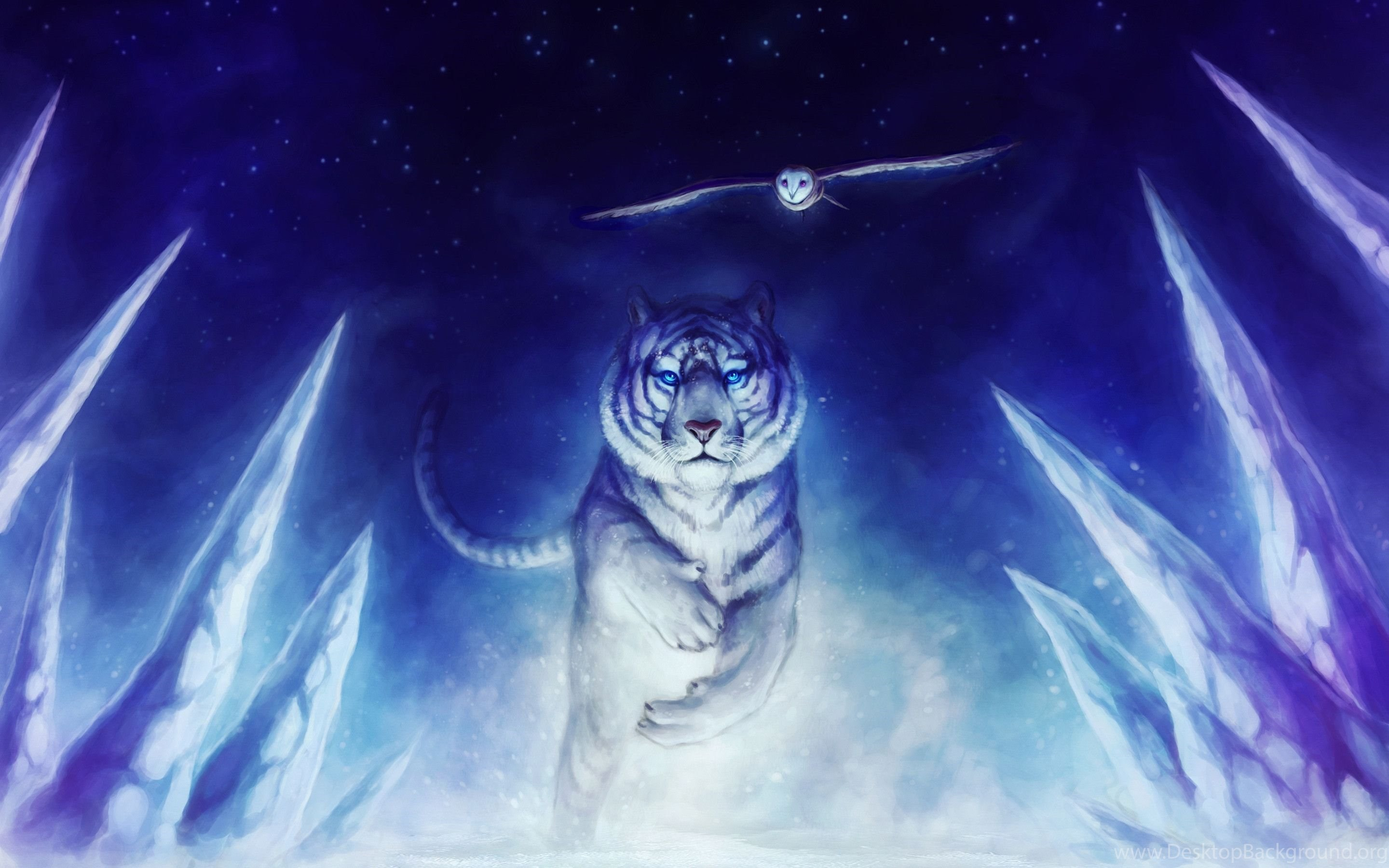 Cool Tiger Wallpapers Desktop Background