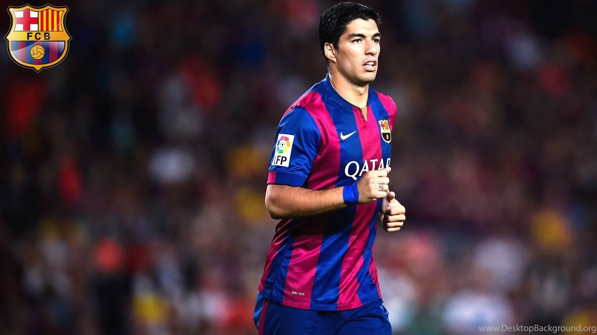 Luis Suarez 2015 Fc Barcelona Wallpapers Hd 1080p For Desktop