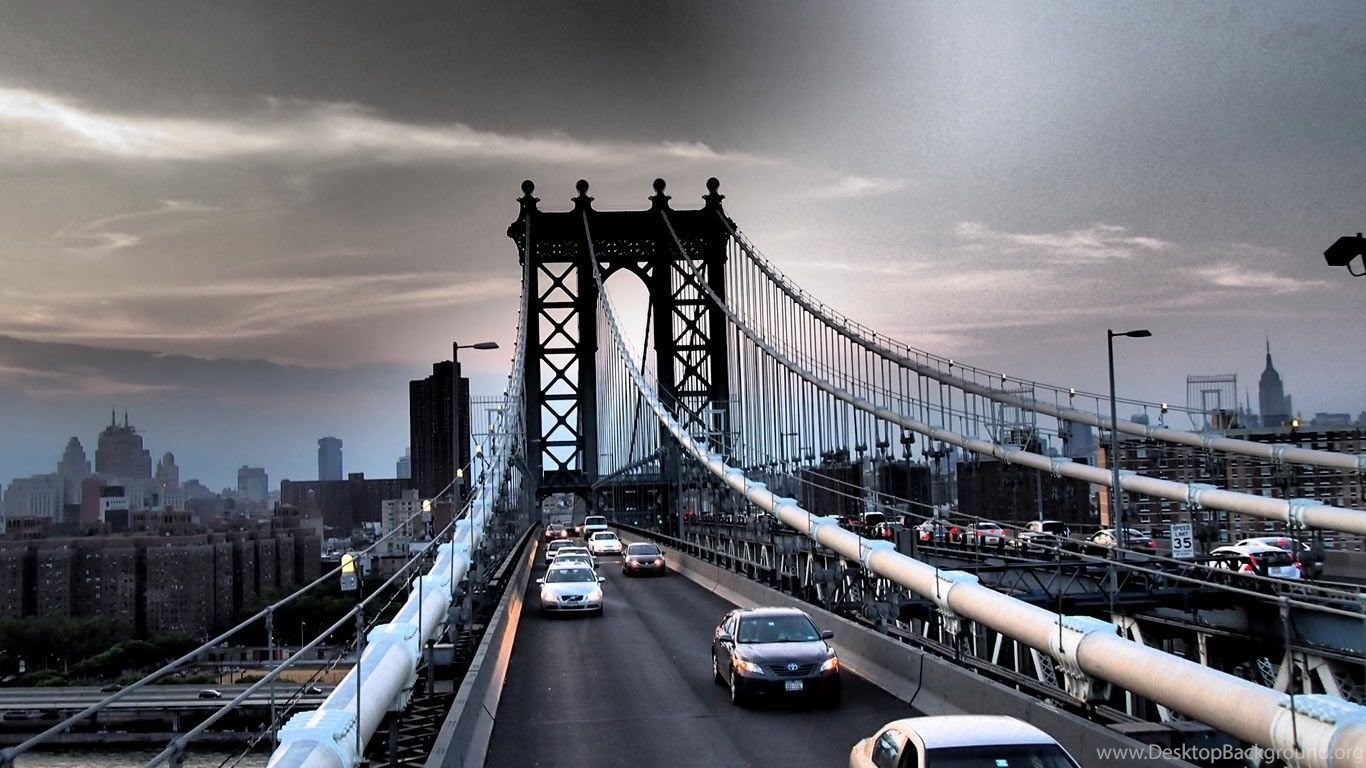 Brooklyn Bridge New York Wallpapers HD 1080p For Desktop