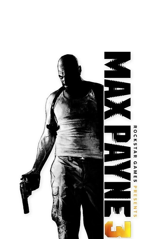 Deviantart More Like Max Payne 3 Iphone 4s Wallpapers By Janaka86