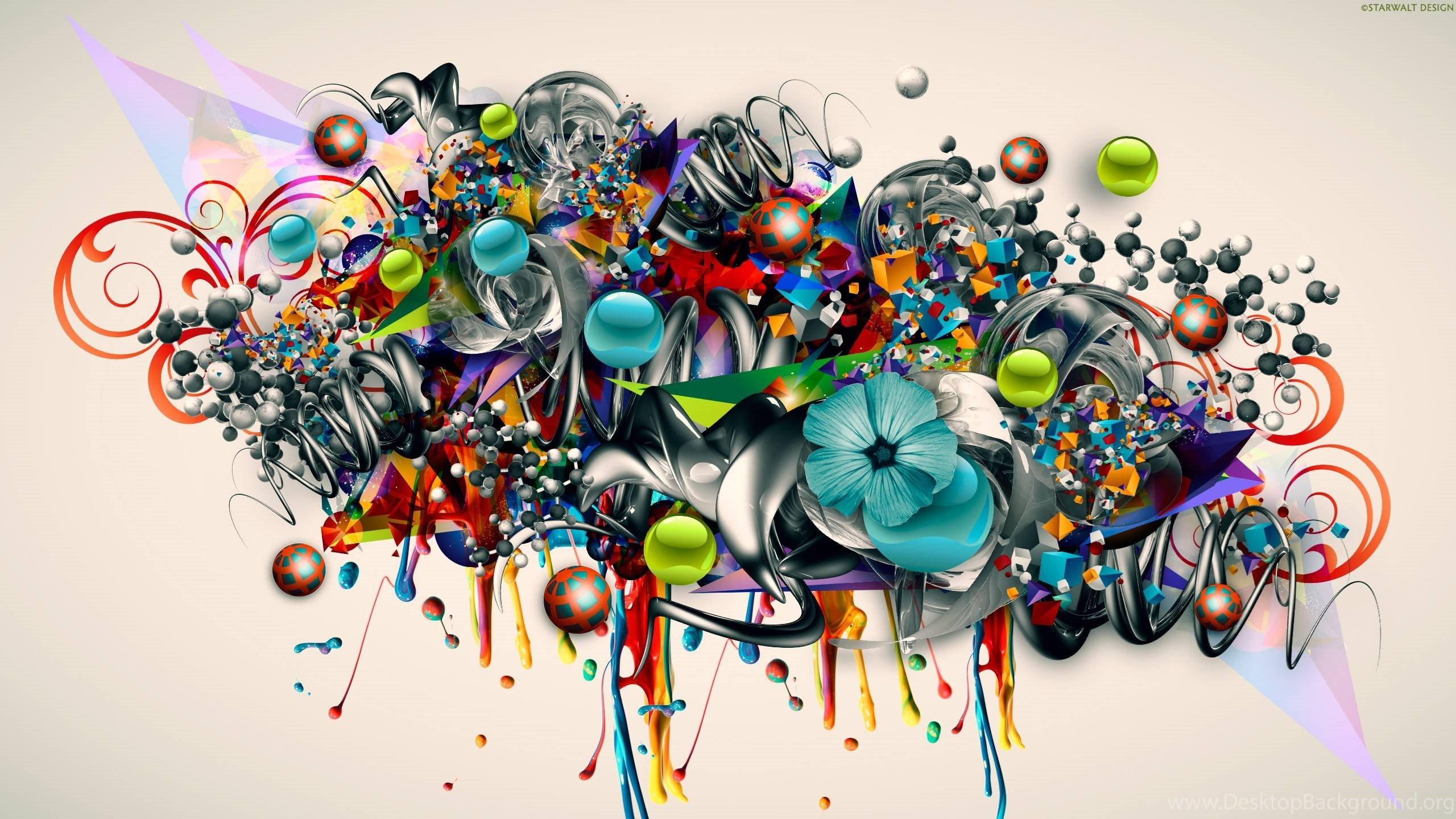 289 Graffiti Hd Wallpapers Desktop Background
