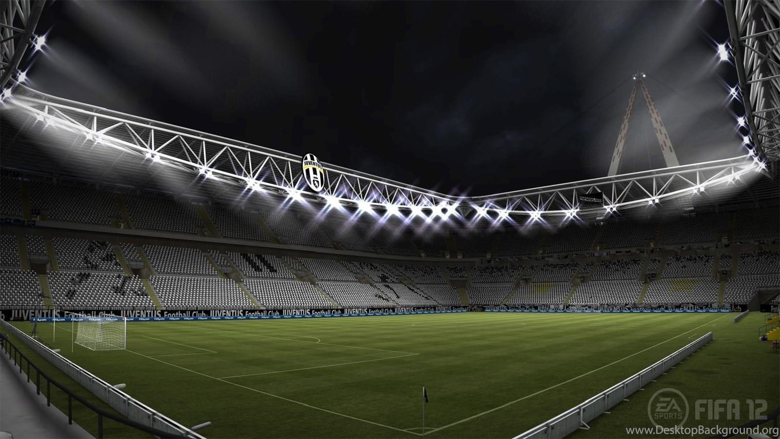 Hd juventus stadium wallpapers desktop background popular voltagebd Image collections