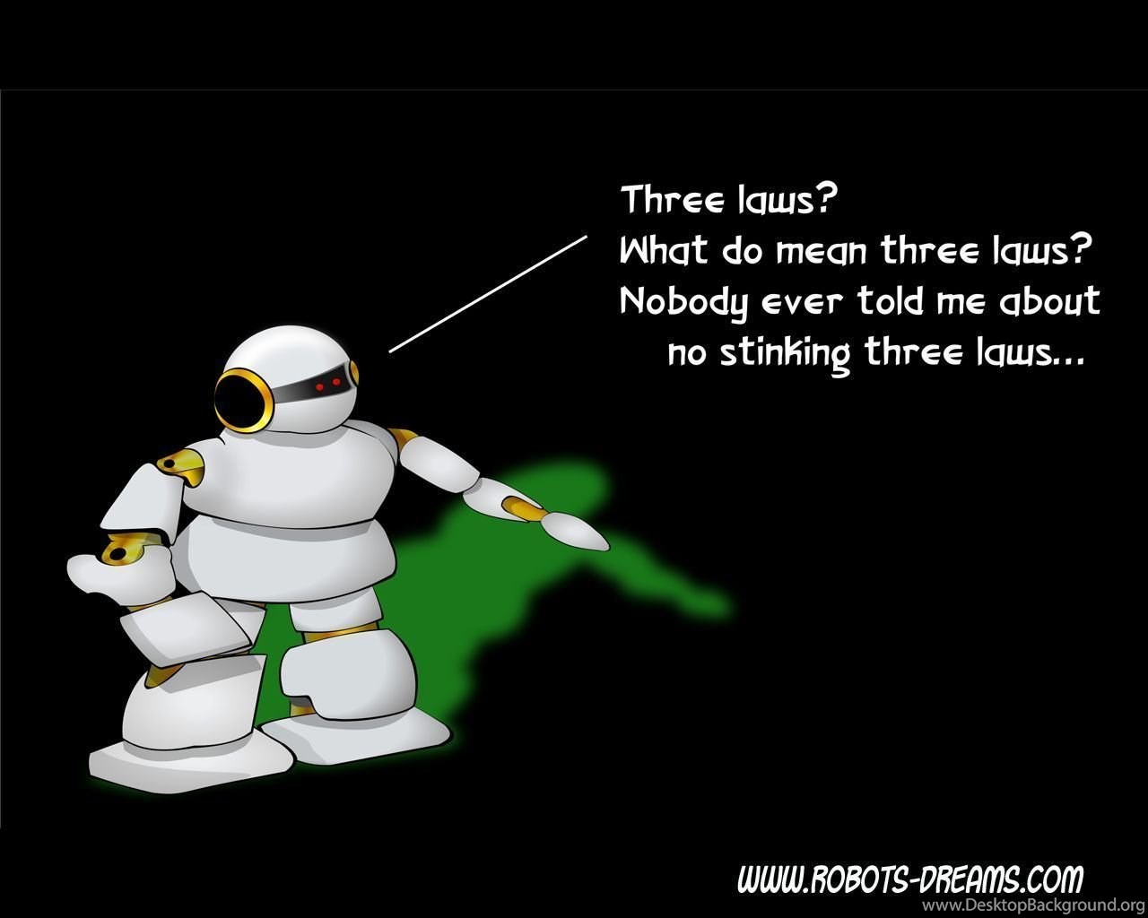 3 Laws Of Robotics Wallpapers 61078 Desktop Background