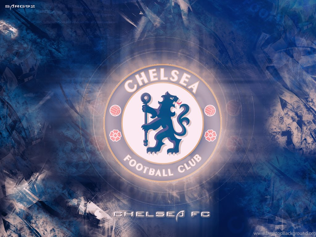 Chelsea FC Wallpapers Logo 1920x1080 Free Page Desktop Background