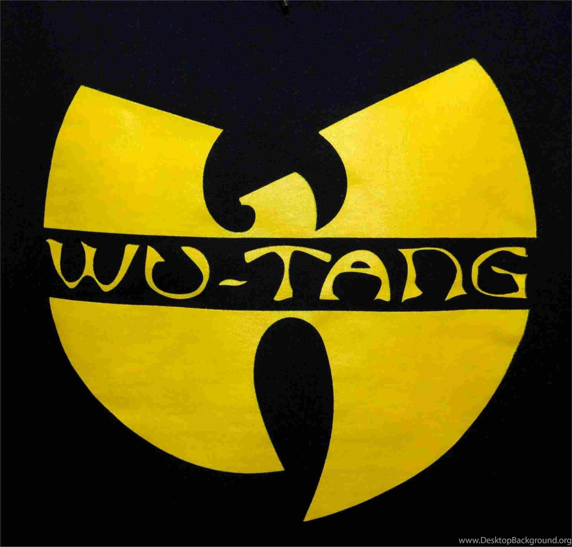 Wu Tang Clan Logo Desktop Background