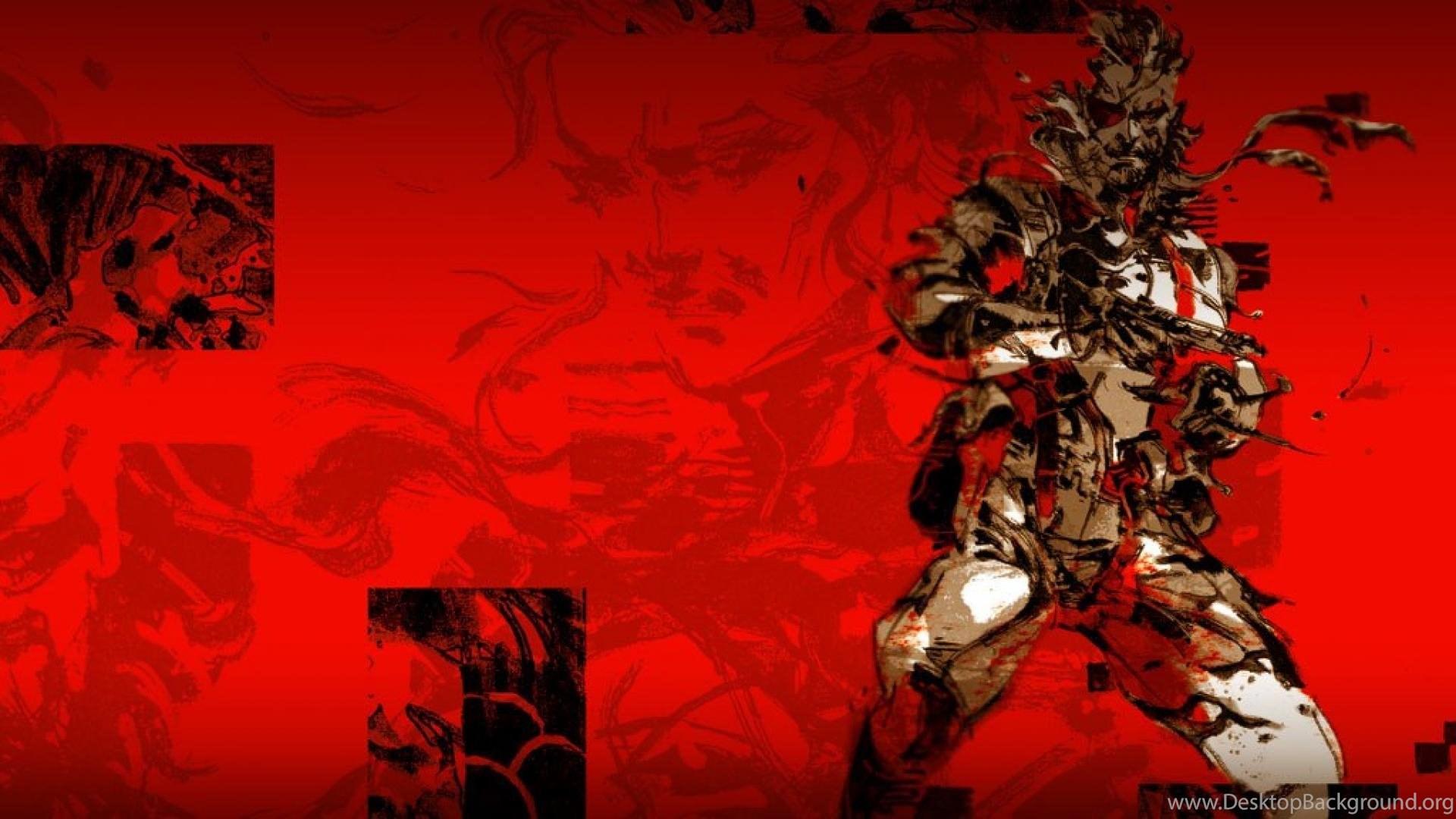 Metal Gear Solid Snake Eater Art Hd Wallpapers Desktop Background