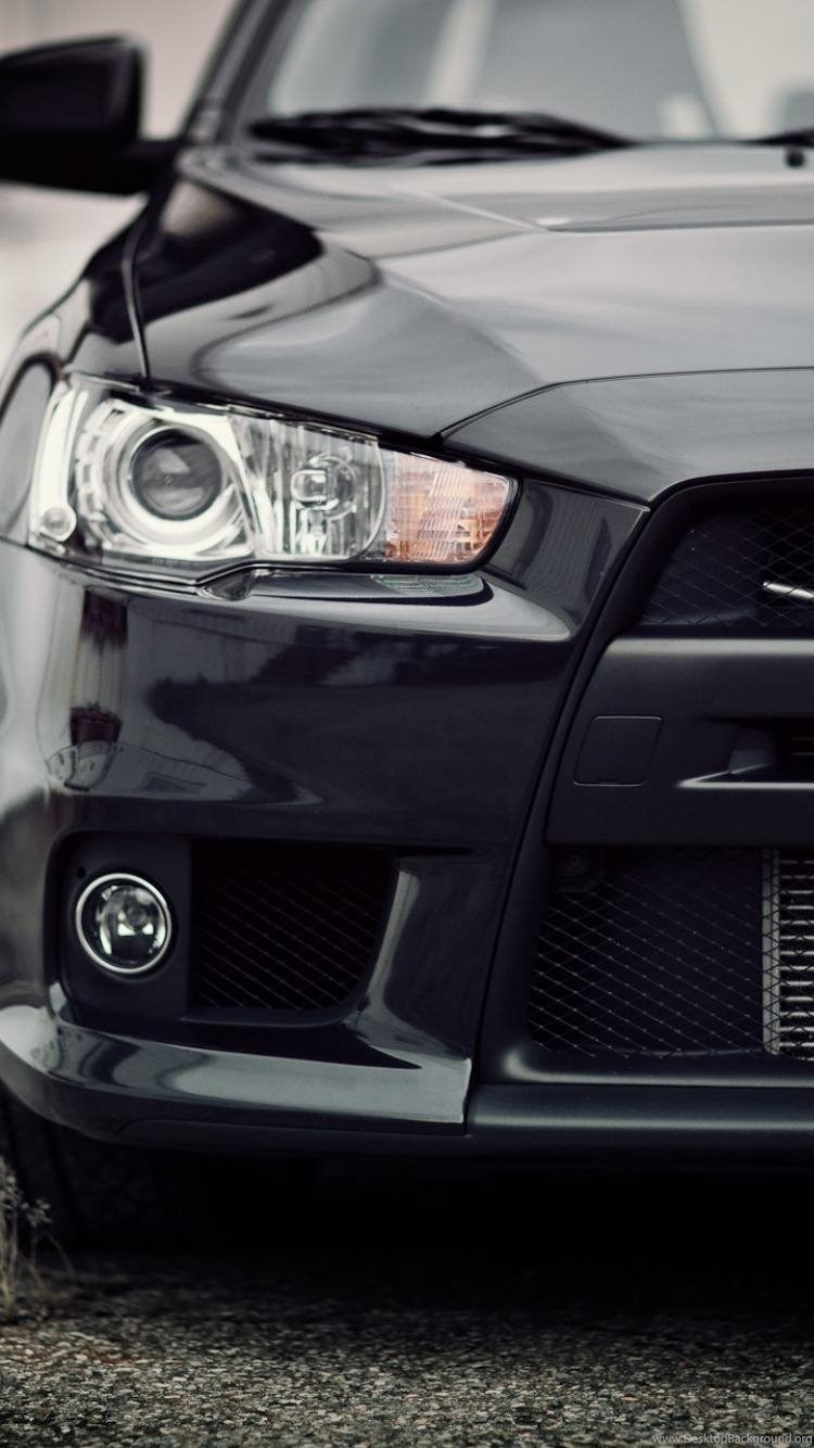 Cars Mitsubishi Lancer Evo X Wallpapers Desktop Background