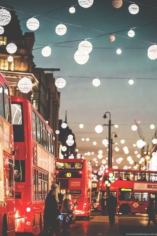 Light Tumblr Hipster Vintage Indie Night City London Wallpapers Desktop Background