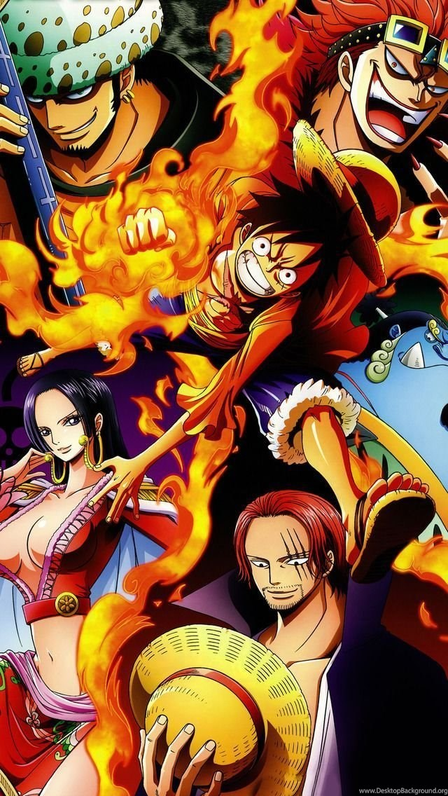 One Piece Wallpaper Iphone 5 5s5c 640x1136 One Piece Anime Mobile Wallpaper Poster Jpg Desktop Background