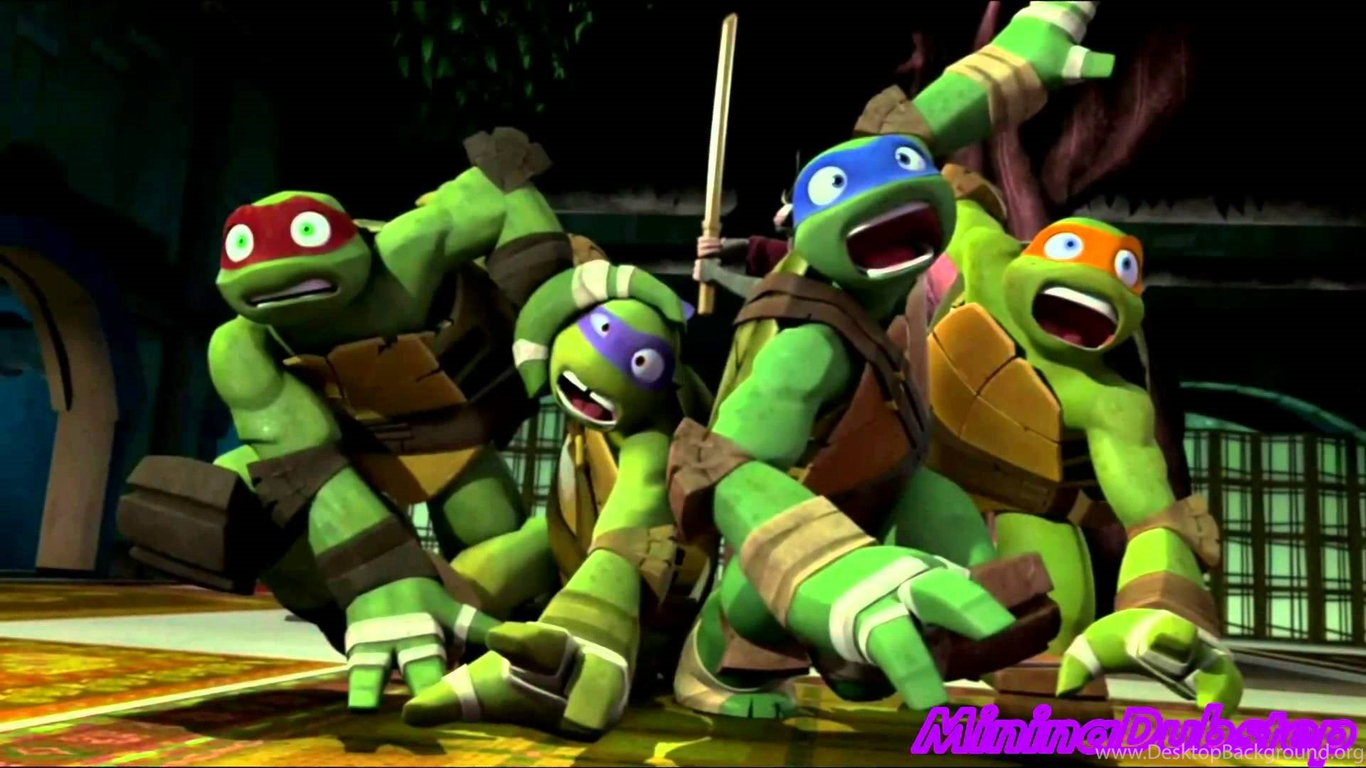 Teenage Mutant Ninja Turtles Desktop Wallpapers Desktop Background