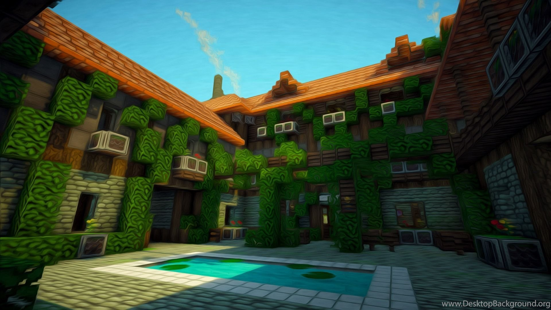Minecraft Wallpapers HD Free Download For Desktop Desktop